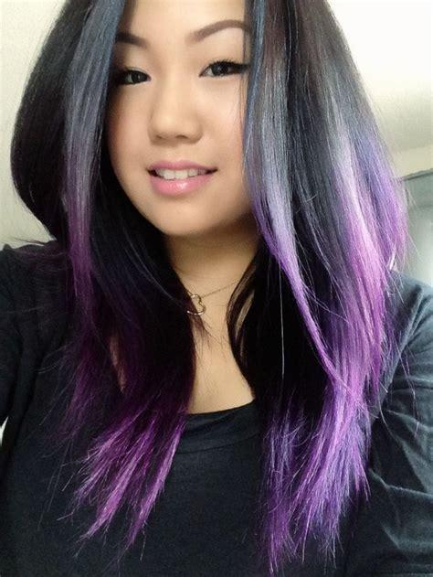 Purple Ombre Hair Beauty Pinterest Design Design