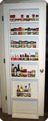 spice rack inside pantry door back of door spice rack plans pdf woodworking