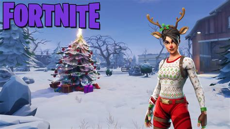 red nosed raider fortnite wallpapers wallpaper cave