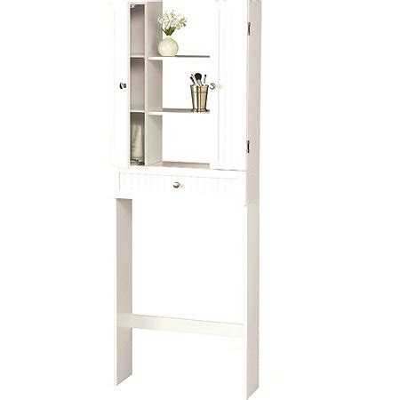 Toilet Etagere by Homz Country The Toilet Space Saver Etagere White