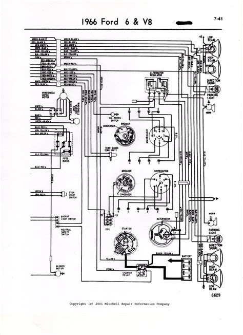 Need Wiring Diagram For Ford Thunderbird