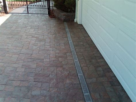 driveway drain driveway drain replacement specialists in montreal