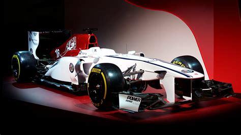 Alfa Romeo Sauber F1 Team Reveals 2018 F1 Car Concept Livery