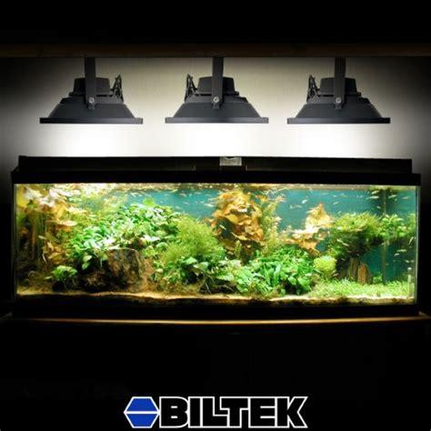 biltek 174 30w led aquarium flood light cool white high power fish tank lighting reef plant d cor