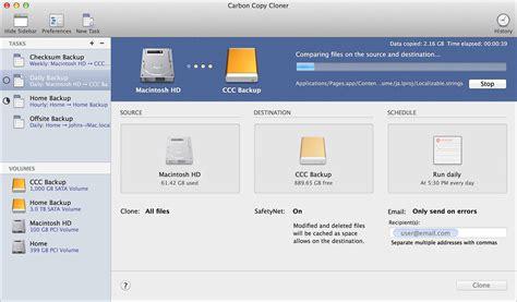 carbon copy cloner  kostenlos chip