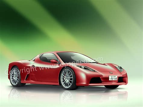 2009 Sports Car by 2009 Acura Nsx Review Top Speed