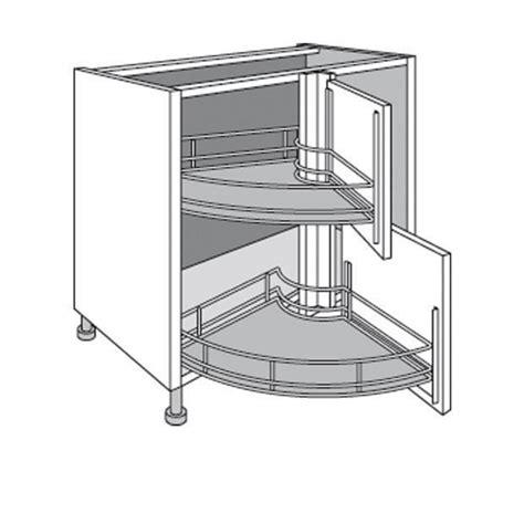 meuble de cuisine d 39 angle bas twist cuisine