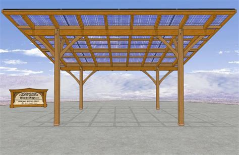 solar shade structures