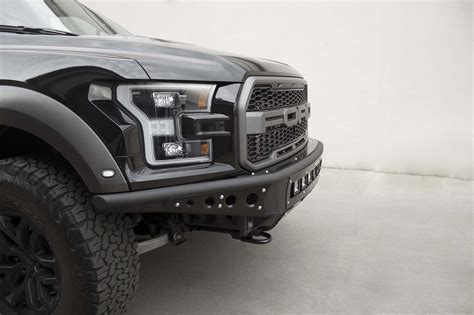 Buy 2017 2018 Ford Raptor Winch Front Bumper   Venom R