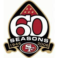 Francisco San SF 49ers Logo
