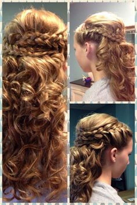 special occasion hairstyles  long hair