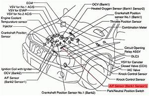 1995 Toyota Camry Engine Diagram