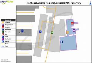 Northeast Alabama Regional Airport - Kgad - Gad