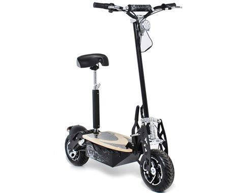 Chaos Sport 48 Volt 1600w Electric Scooter Big Wheel
