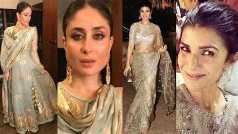 The movie had performed very well at the box office. Kareena Kapoor Khan and Nimrat Kaur are wedding fashion ...