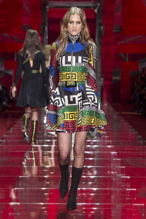 versace fall winter   womens collection