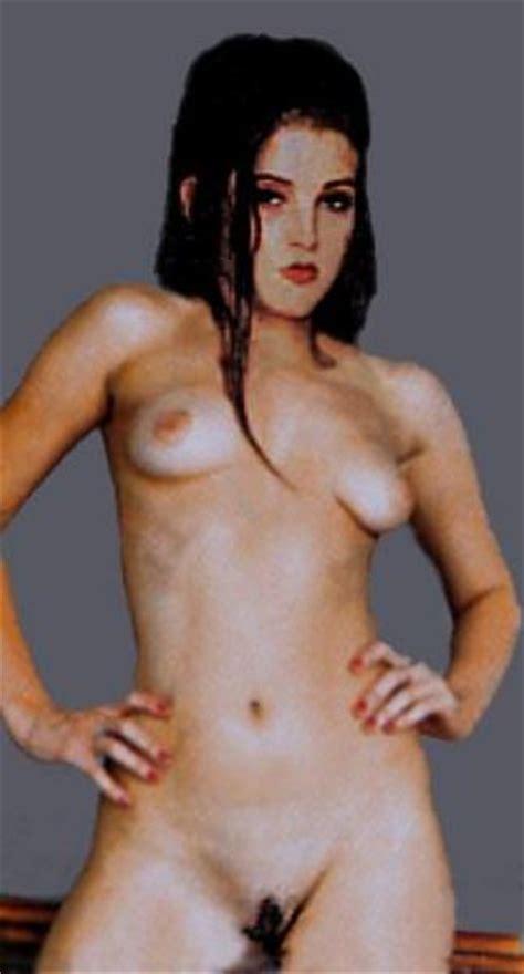 marie presley nackt