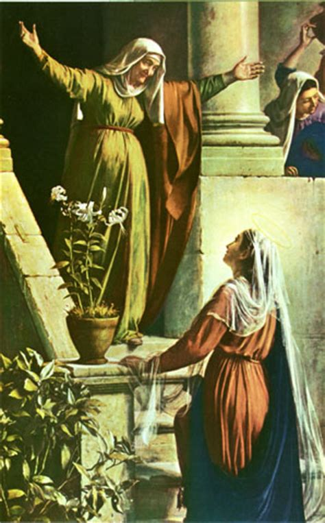 Why was Mary's visit to Elizabeth so long? - Dee Brestin ...