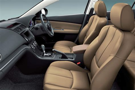 mazda 2011 interior 2011 mazda 6 atenza facelift revealed in japan autotribute