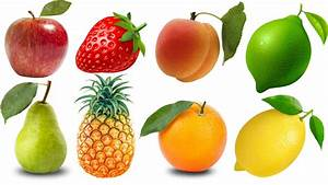 Learn names of Fruits and Vegetables in English. Learn ...