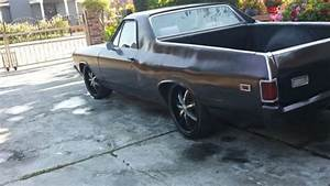 1969 El Camino 350  350 Daily Driver Project  For Sale