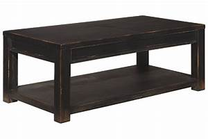 gavelston coffee table ashley furniture homestore With where can i get a cheap coffee table