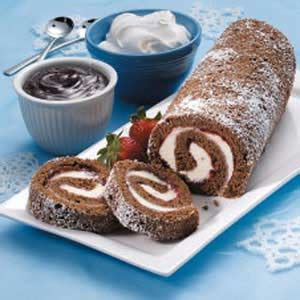 ice cream party roll recipe taste  home
