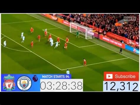 Liverpool vs Manchester City LIVE STREAM (Premier League ...