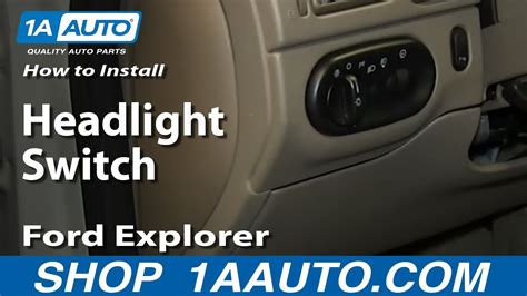 Car Lights Wont Turn by 2005 Ford Explorer Interior Lights Wont Turn