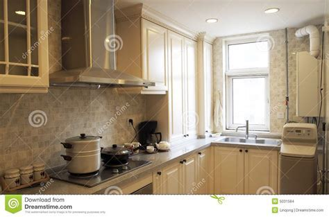 Chinese style Kitchen. Stock Images   Image: 5031584