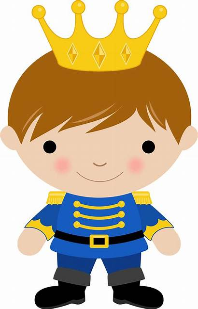 Prince Clipart Crown Cartoon Crafts Printable Transparent