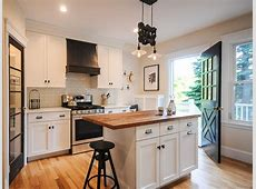 Remodelaholic Modernized Bungalow Kitchen Renovation