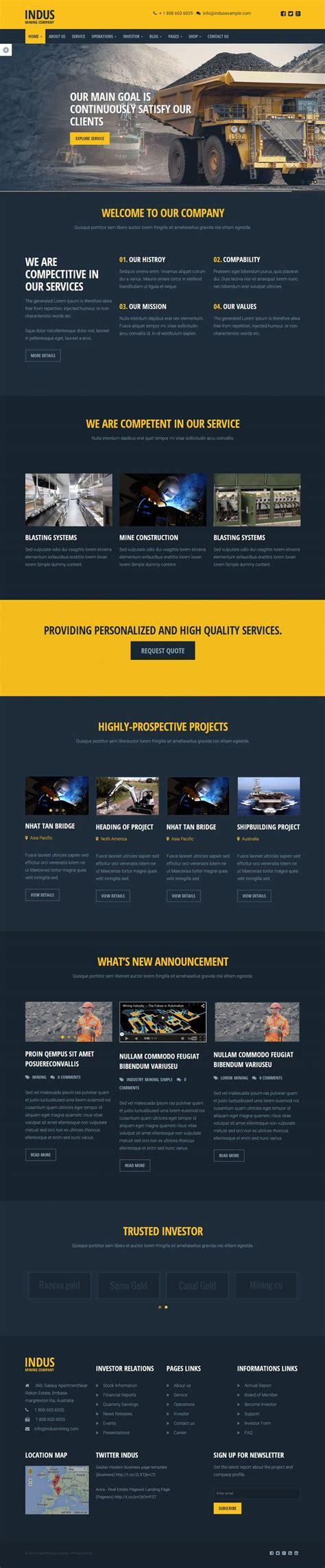 Best 25+ Construction Website Ideas On Pinterest