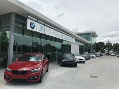 Bmw Of Houston North Car Dealership In Houston, Tx 77090