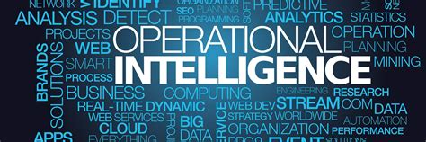 And when it comes to understanding exactly what intelligence is and how it works, there are a number of ways to go about it. Intelligent operations guidance from Accenture, Ahead, Orion