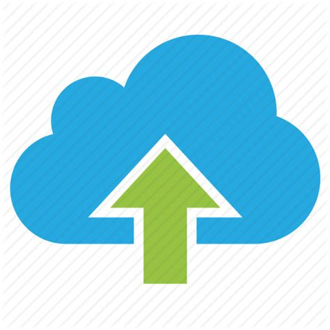 Arrow, Cloud, Storage, Top, Up, Upload Icon