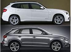 BMW X1 vs Audi Q3 cutre's inside BMW FAQ Club