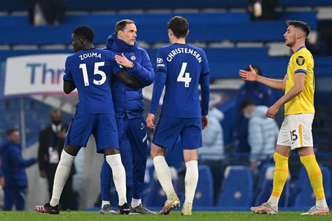 Chelsea's Predicted Lineup against West Ham United