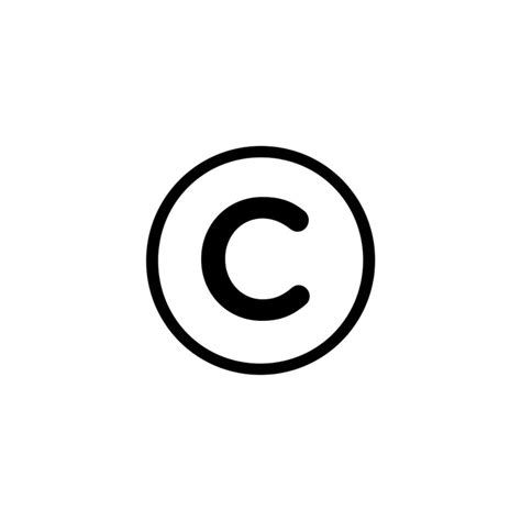 how to make a copyright symbol copyright symbol canvas print by benpeacock society6