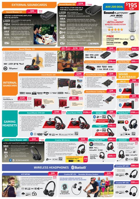 casing asus creative page 3 brochures from it show 2015 singapore on