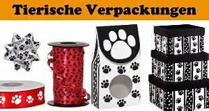 Geschenk Verpack Ideen : tierisch tolle geschenk ideen f r hunde katzen liebhaber tierisch tolle geschenke ~ Markanthonyermac.com Haus und Dekorationen