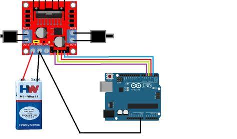 15 How To Make Arduino Bluetooth Control Car Using L298n