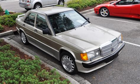 Enter your email address to receive alerts when we have new listings available for 1989 mercedes 190e for sale. Charleston Cars and Coffee Gallery - 1989 Mercedes-Benz 190E 2.3-16 Cosworth is For Sale!