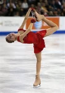 Elena Radionova Skate America 2014