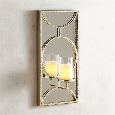 Candle Wall Sconces With Mirror - 185 best candle sconce images on candle wall