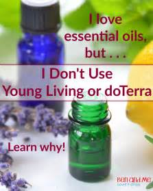 Young Living and doTERRA Essential Oils