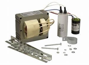320 Watt Pulse Start Metal Halide Ballast Kit 866