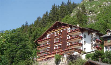 hotel le grand chalet leysin waadt schweiz