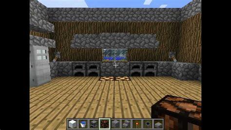 cuisine minecraft minecraft episode 1 astuce aménagement construction