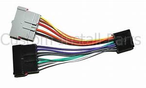 Radio Adapter Wire Wiring Harness Old To New Style Factory